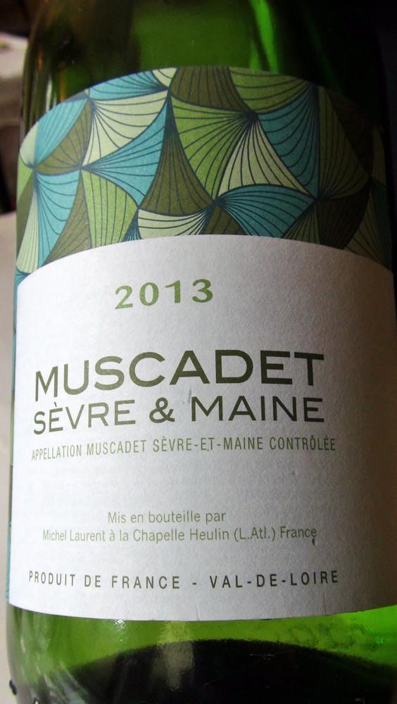 Muscadet Sèvre-et-Maine 2013