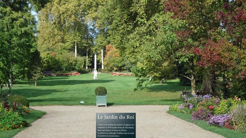 Jardin du Roi