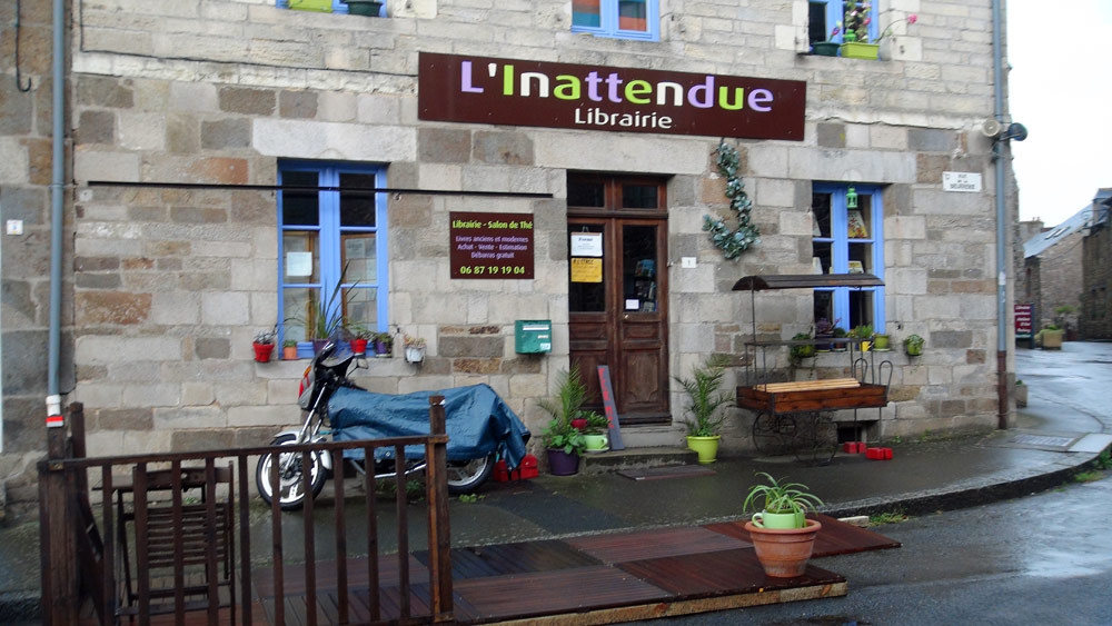 Librairie Salon de l'Inattendue