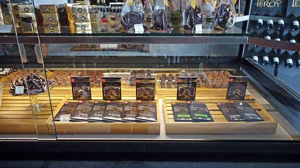 D'autres chocolats