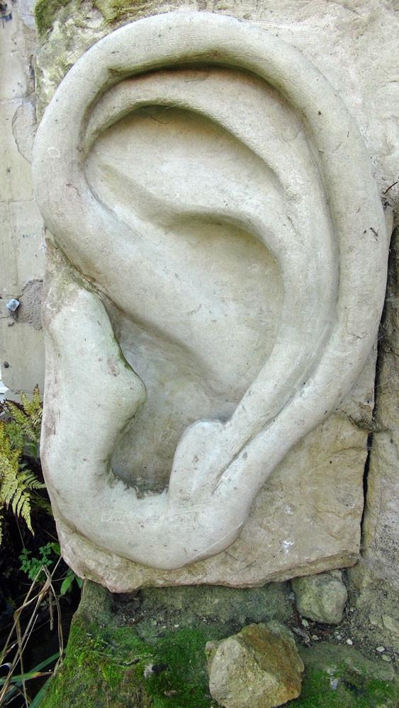 Yves Hérin, le mari de Christelle était sculpteur