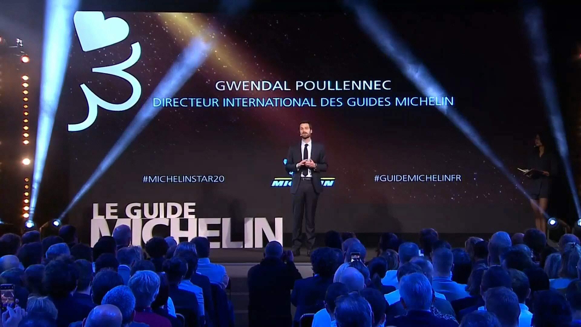 Gwendal Poullennec - Directeur internationnal des guides Michelin