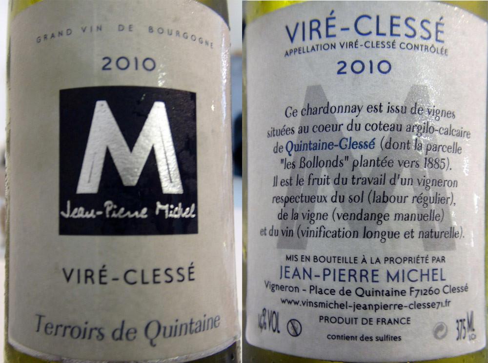 Viré-Clessé 2010