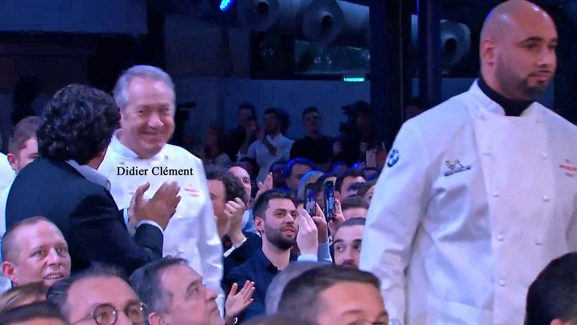 Didier Clément heureux de récupérer son étoile
