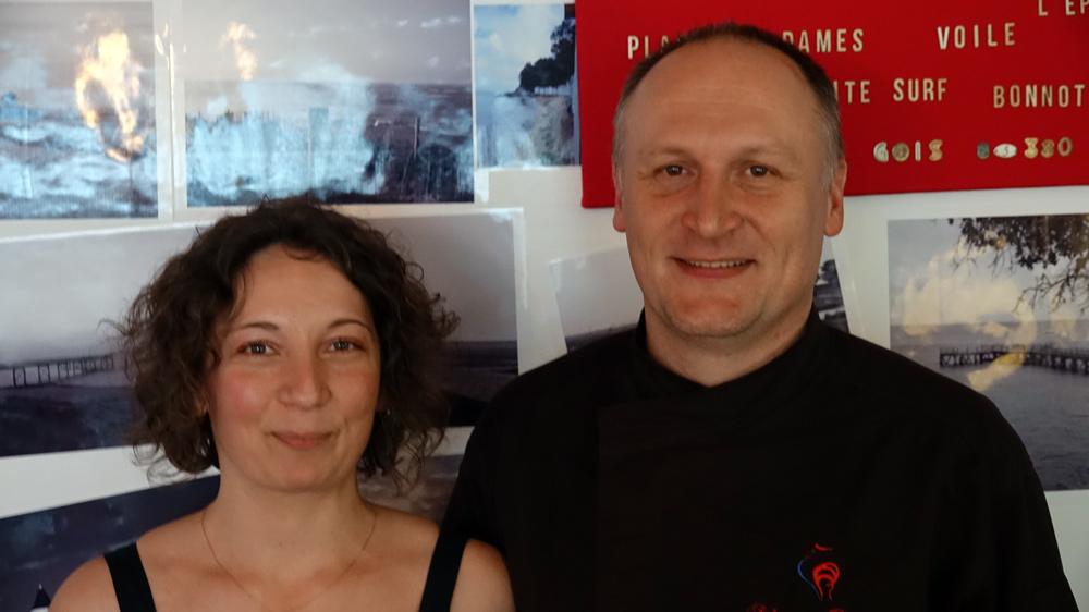 Aurore & Sébastien Duchenne