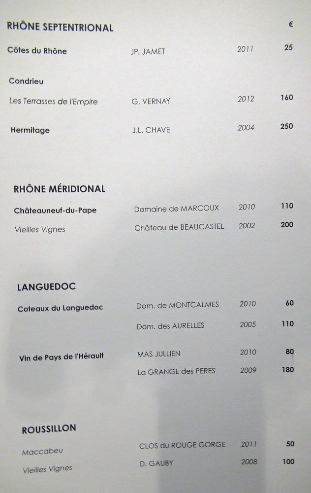 Rhône, Languedoc & Roussillon