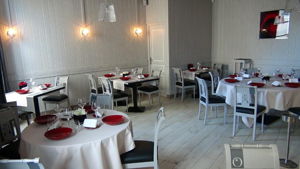 Salle à manger (à gauche)