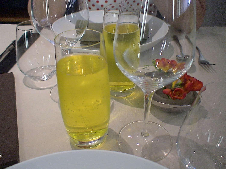 Gentiane tonic de chez Bonal
