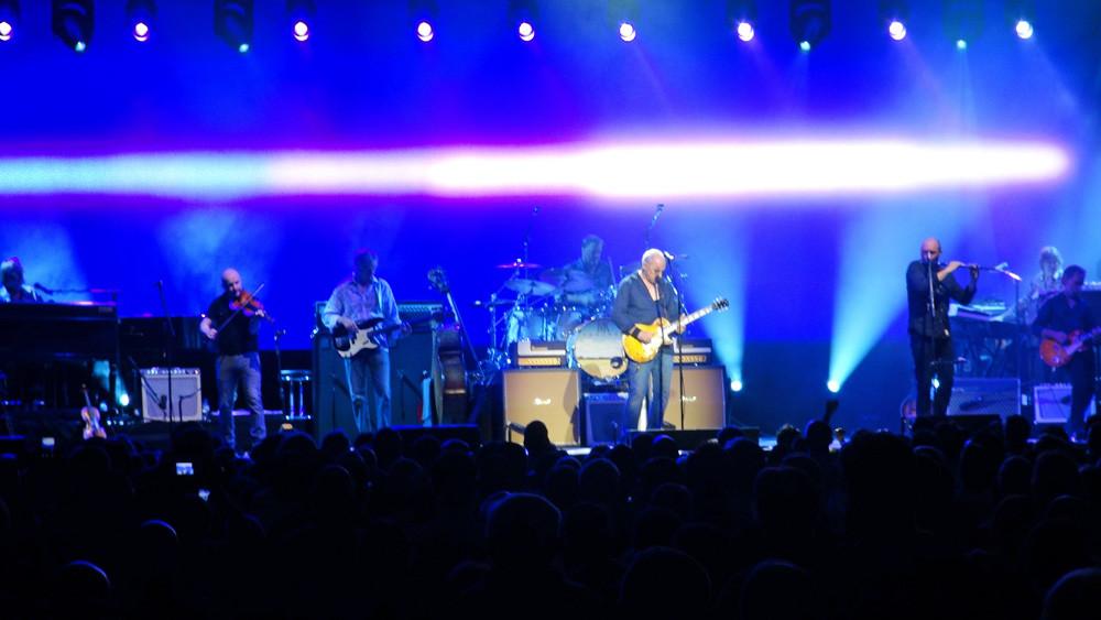 Mark Knopfler et ses musiciens - Zénith de Paris le 2 juin 2015