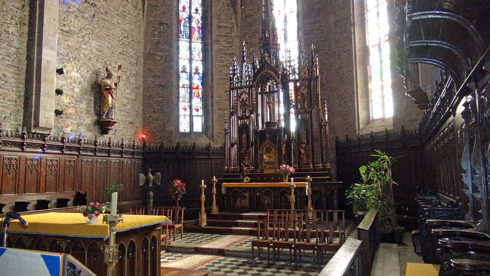Eglise de Chaudes-Aigues