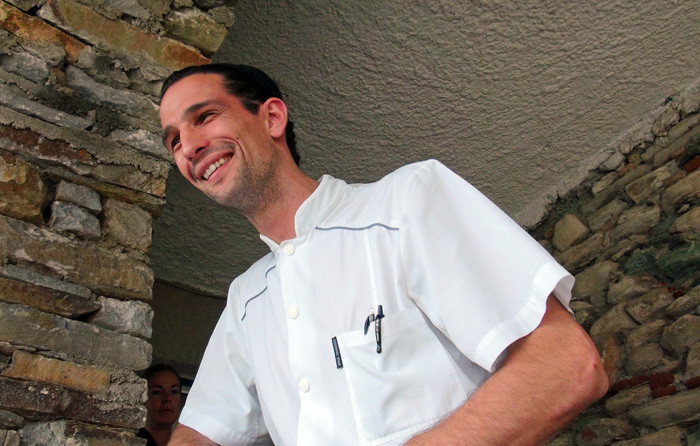 Le chef, Jerry Monmessin