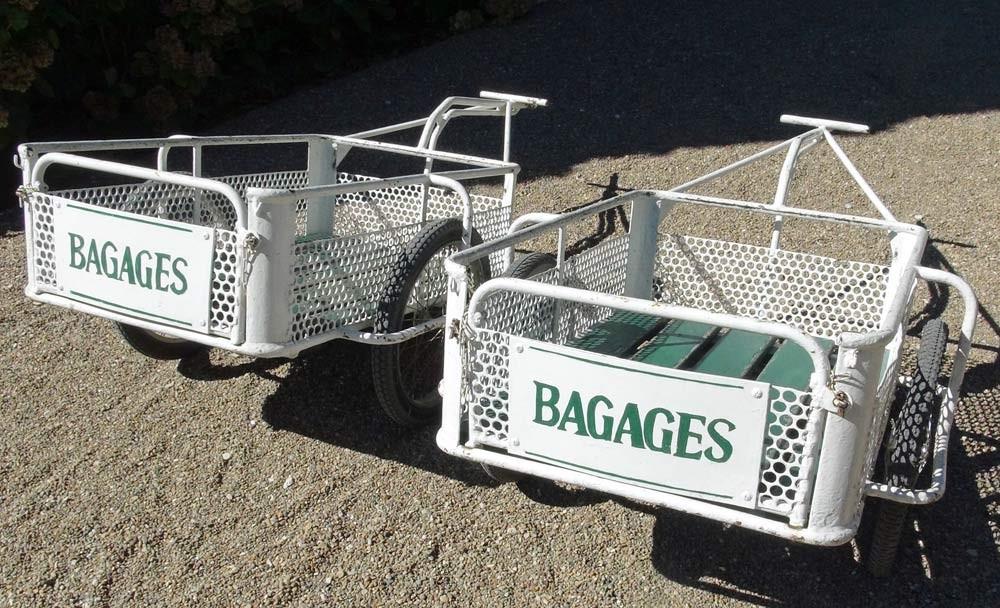Les bagagères