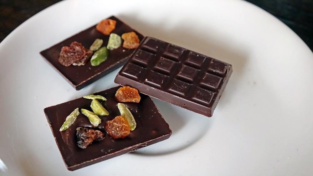 Chocolats en mignardises