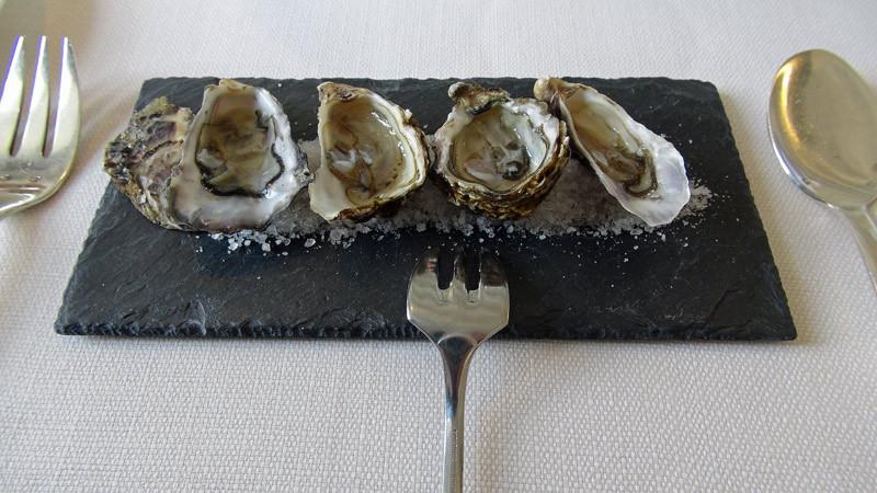 Huîtres de Jersey