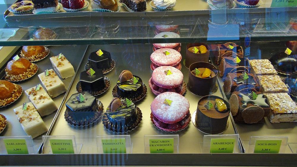 Les gâteaux individuels