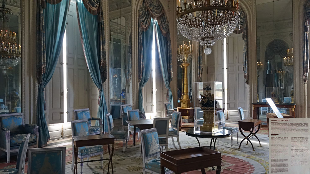 Le Grand Trianon : Salon des Glaces