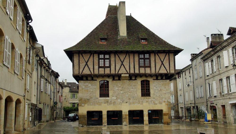 Saint-Céré - La maison des Consuls