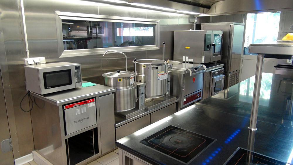 Les nouvelles cuisines et quelques appareils de cuisson très performants