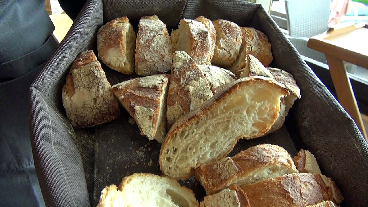 Les pains du boulanger Guy Jouve