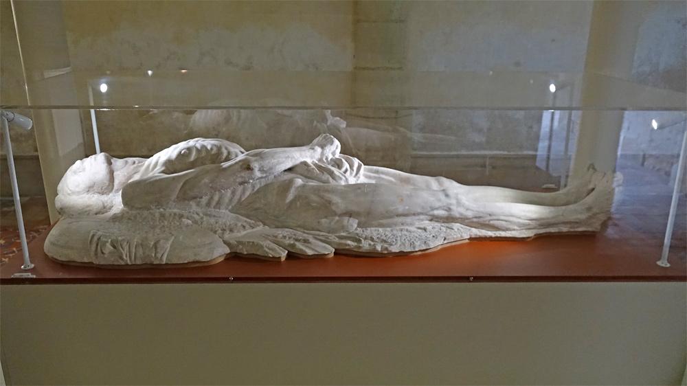 Effigie funéraire de Marie de Médécis