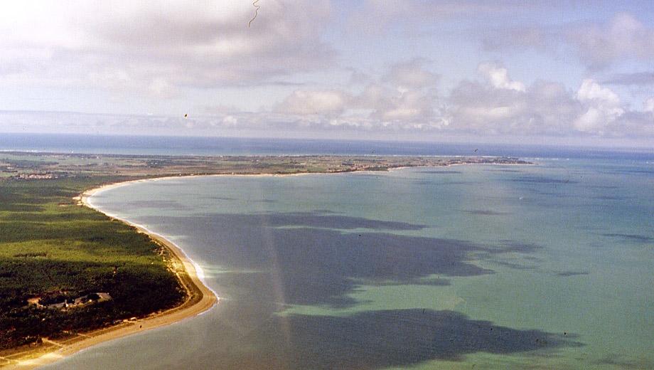 """La côte """"Est"""" de l'Île d'Oléron"""