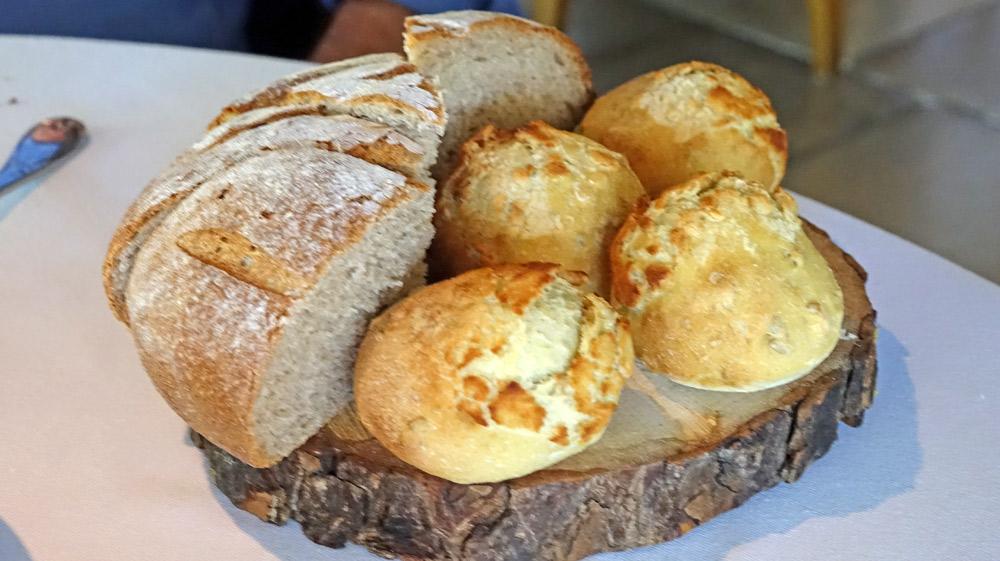 """Les petits pains """"maison"""""""