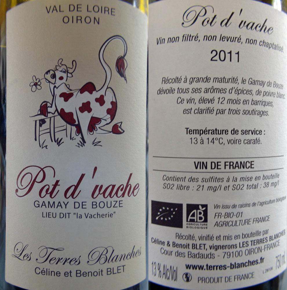 Vin servi sur les 2 premiers plats (produits de la mer)