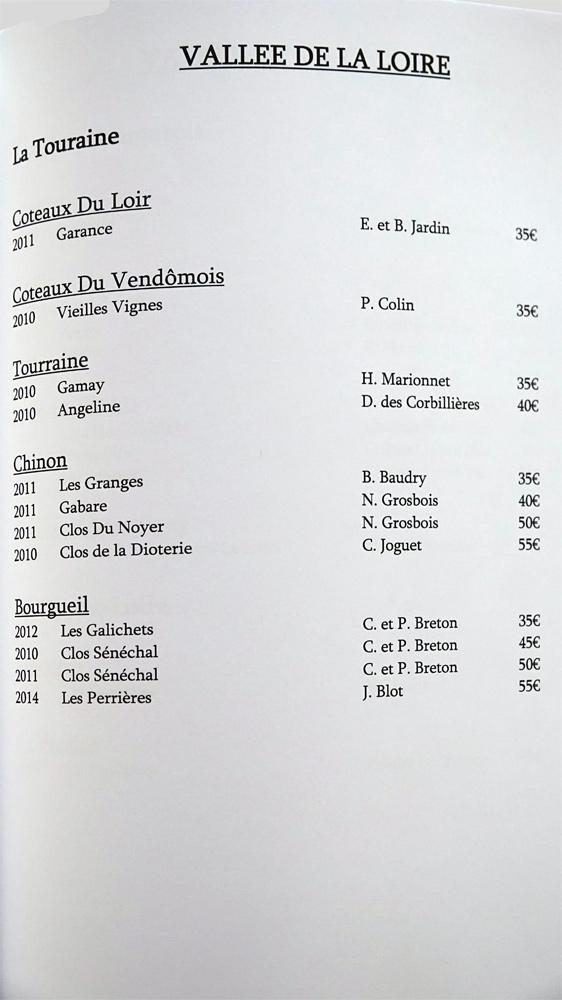 Vallée de la Loire (12 références)