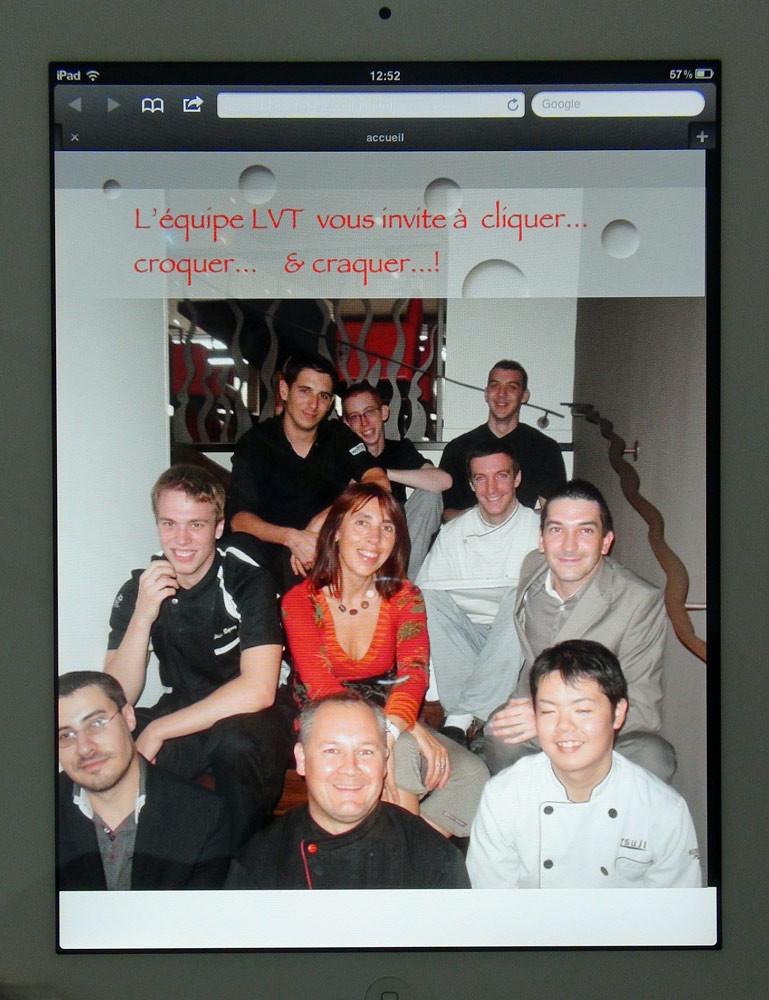 L'équipe de LVT