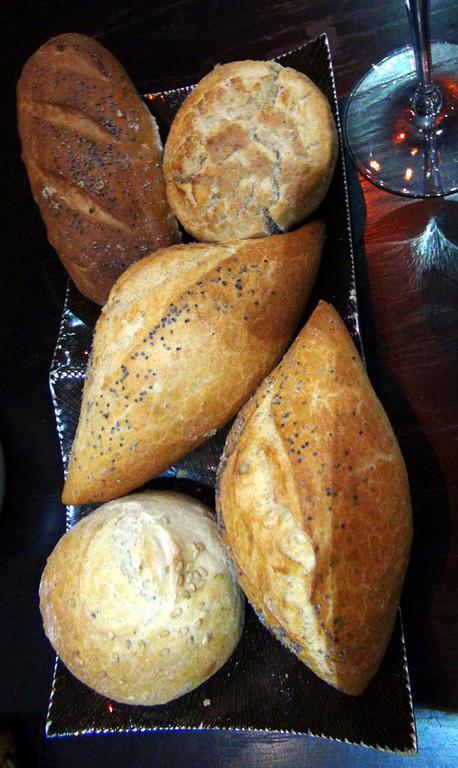 Les pains maison