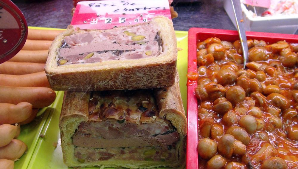 Le pâté de Chartres de la Boucherie des Gourmets