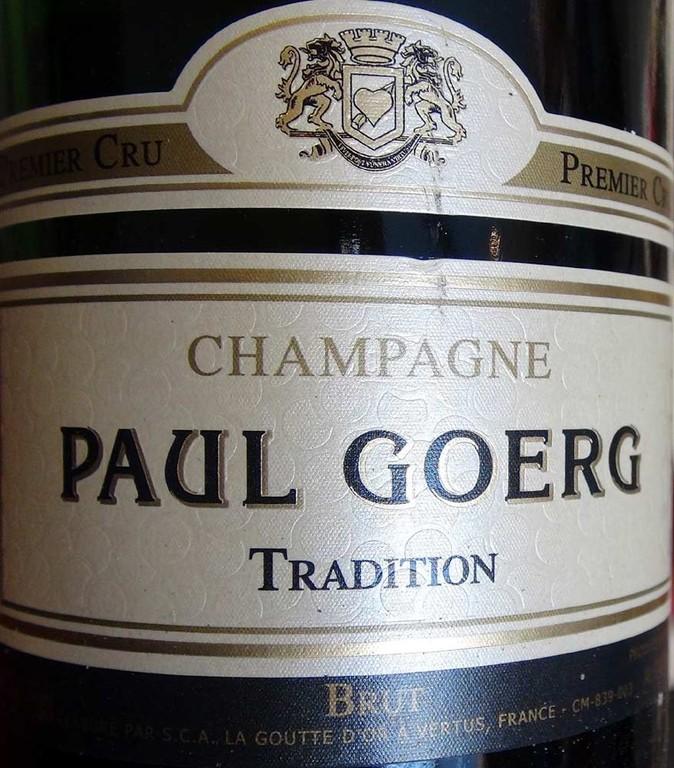Champagne Paul Goerg