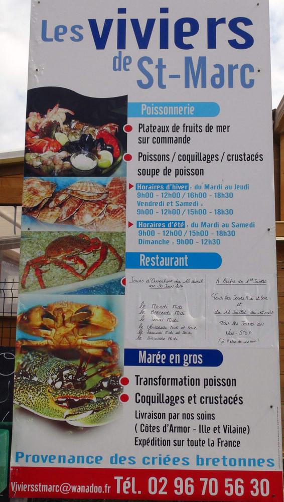 Les activités des Viviers de Saint-Marc