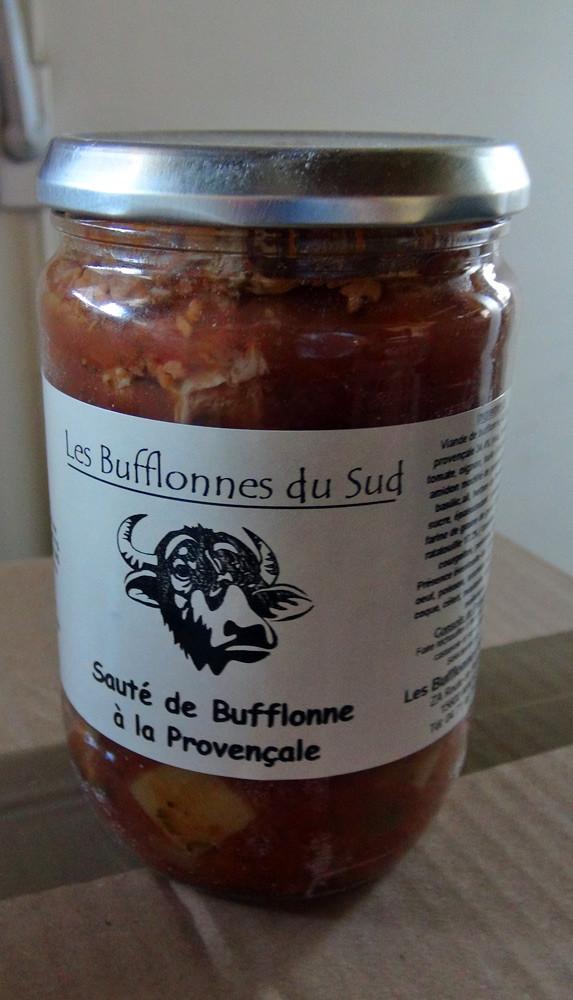 Sauté de bufflonne à la Provençale