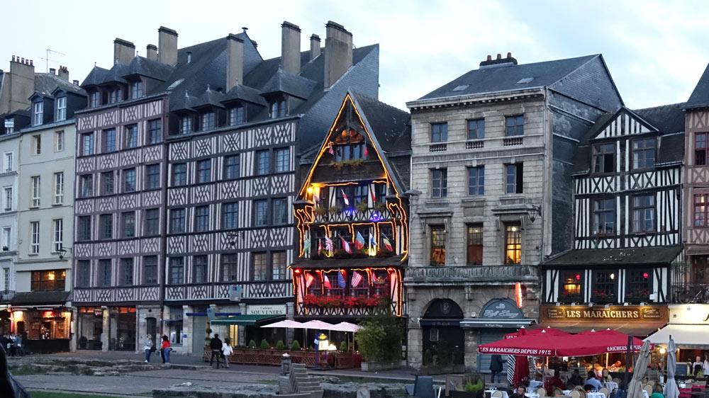 La place du Vieux- Marché