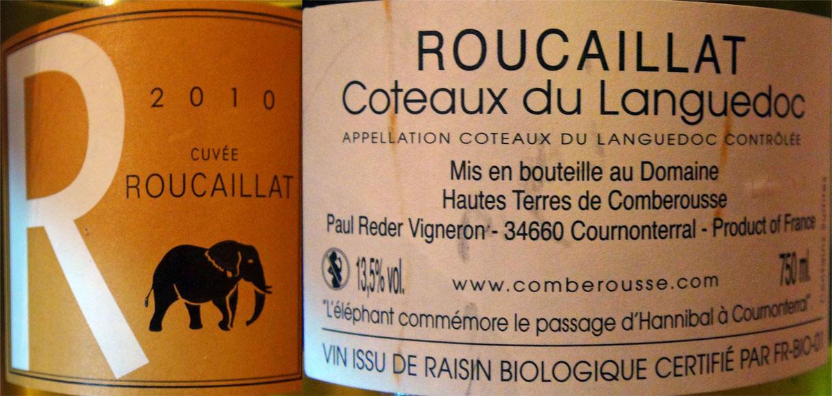 Coteaux du Languedoc 2010