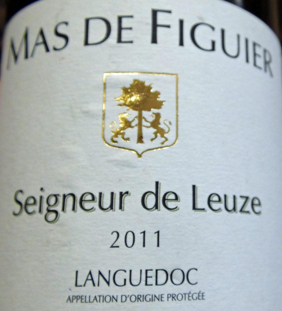 Languedoc blanc 2011 Mas de Figuier