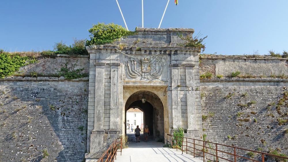 La Citadelle de Château d'Oléron