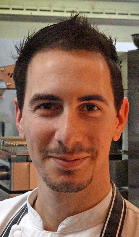 Le nouveau chef : Jérémy Fortier