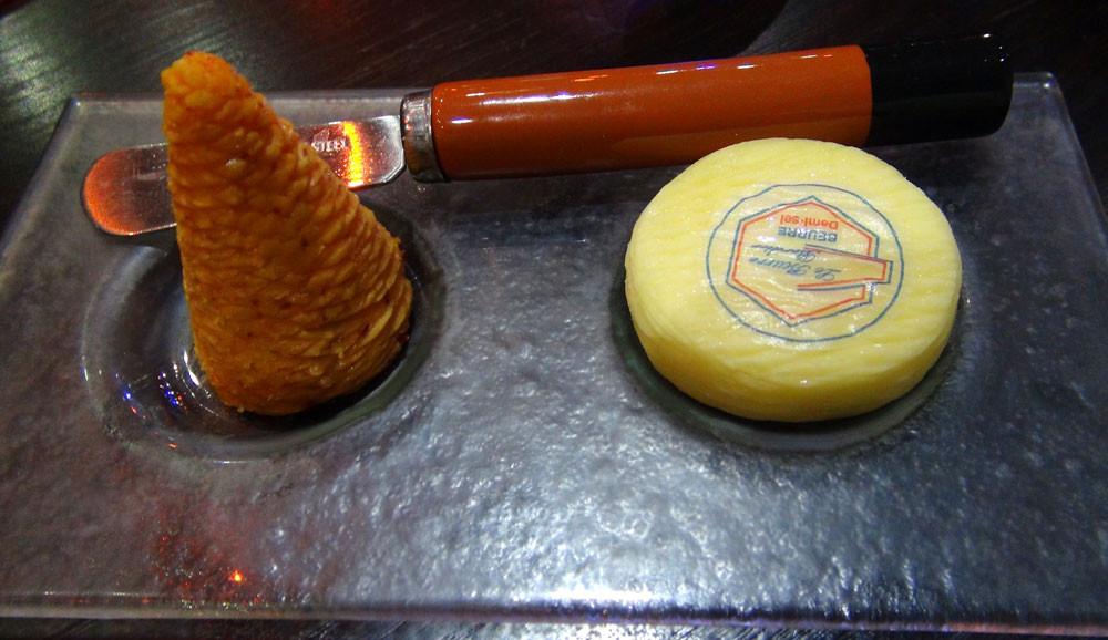 Les beurres de chez Bordier