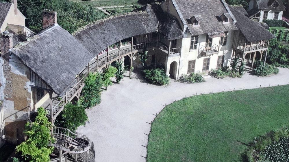 Maison de la Reine avant sa restauration