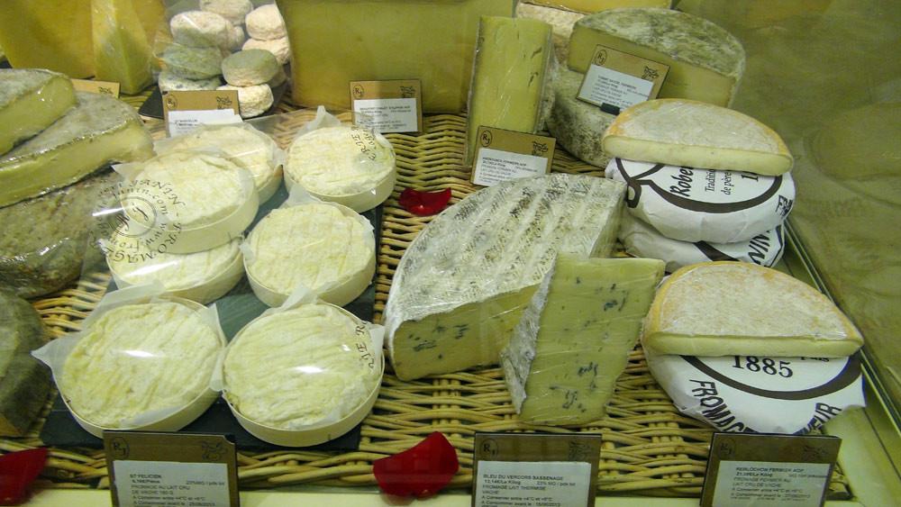 D'autres fromages