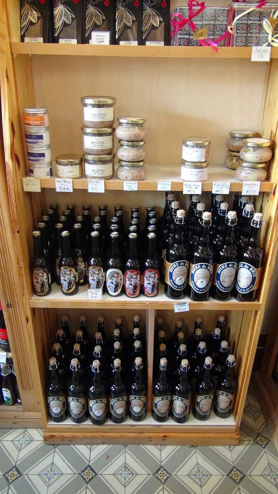 Bières de fermentation haute