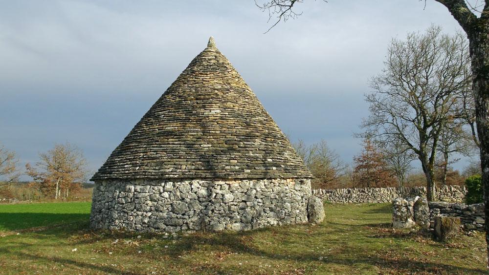 Caselle de Nouel près de Lalbenque