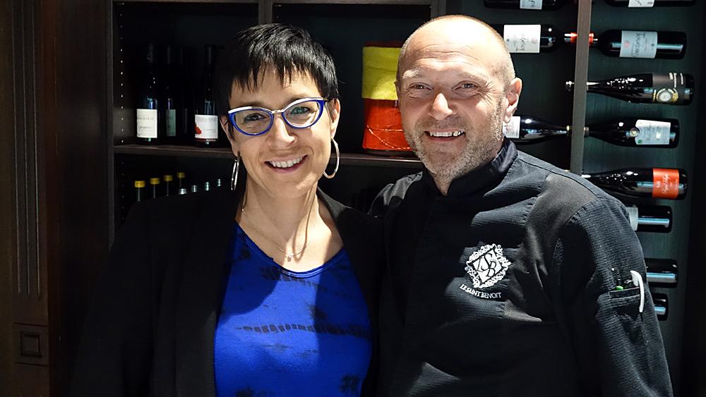 Patricia & Frédéric Benoît