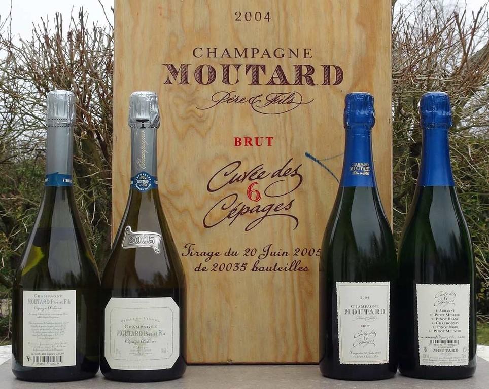 Champagnes de Moutard