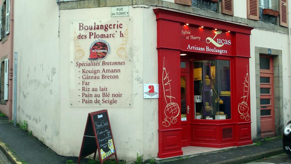 Boulangerie des Plomarc'h de Sylvie & Thierry Lucas