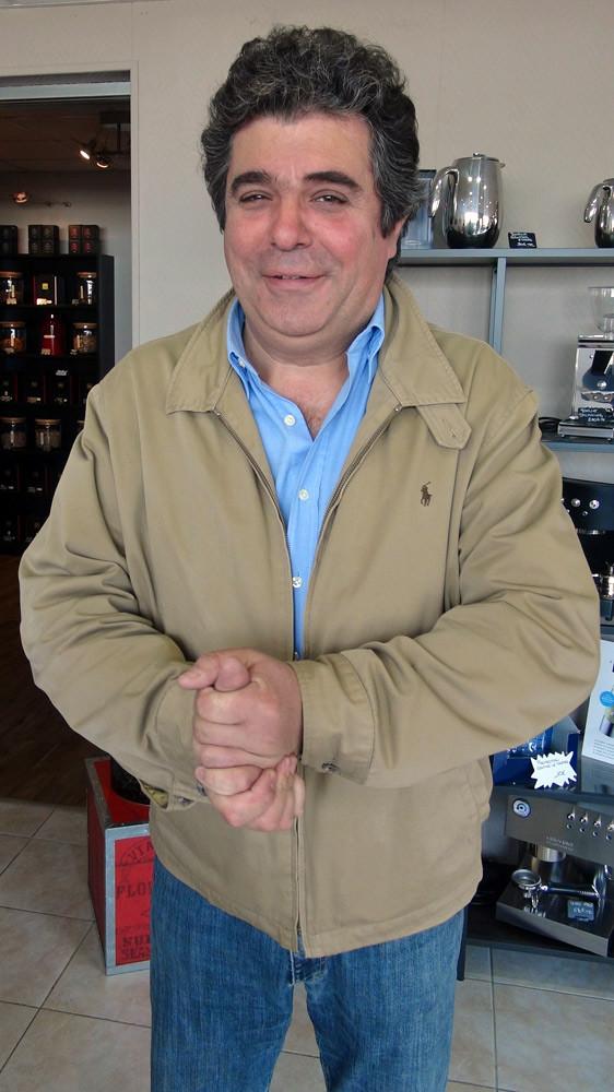 Alain Carrière