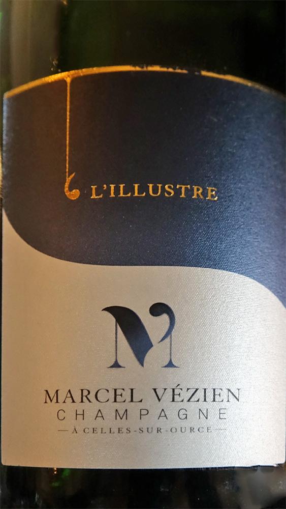 Champagne Marcel Vézien pour l'apéritif et le repas