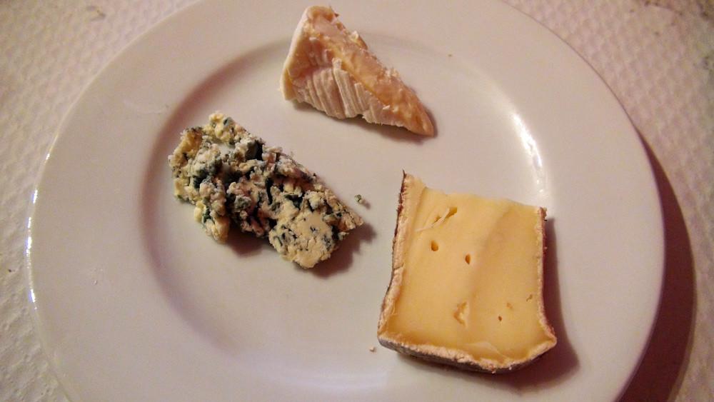 Mes fromages choisis : Livarot - Saint-Nectaire - Bleu d'Auvergne
